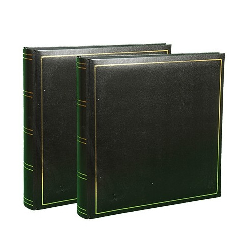 LOT-2-ALBUMS-PHOTO-TRADITIONNEL-TRADITION-NOIR