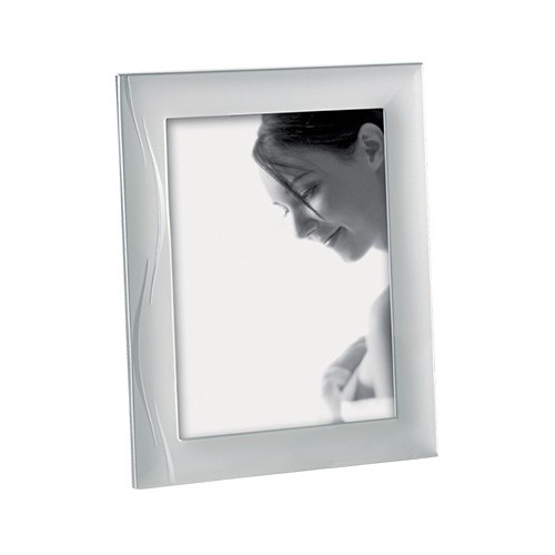 Cadre photo Mascagni métal aluminium mat