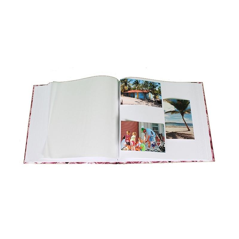 LOT-2-ALBUMS-PHOTO-TRADITIONNEL-ROSES-JAUNE-BLEU