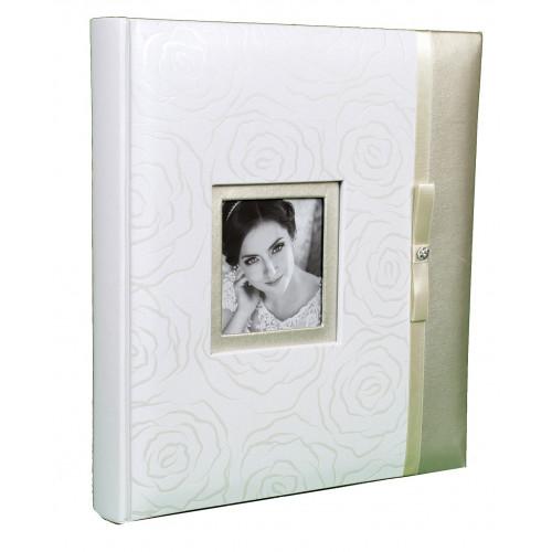ALBUM PHOTO MARIAGE GLAMOUR 200 POCHETTES 13X18
