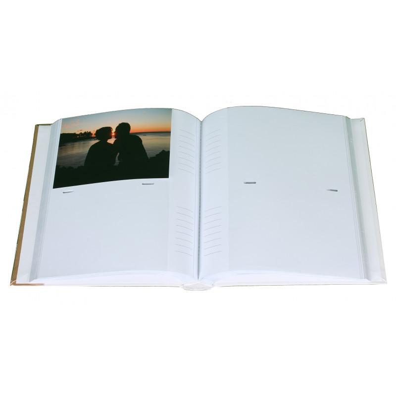 ALBUM PHOTO GLAMOUR 200 POCHETTES 13X18