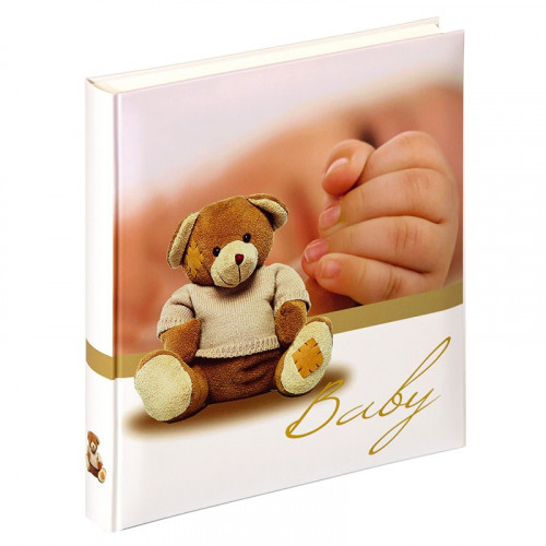 ALBUM-PHOTO-NAISSANCE-BABYIES TOUCH-TRADITIONNEL
