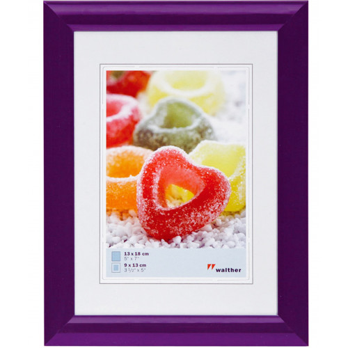 Cadre photo Trendstyle  40x50 - Violet