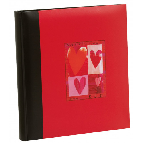 ALBUM PHOTO MARIAGE HEARTS ARE ALWAYS RED 300 PHOTOS 10X15