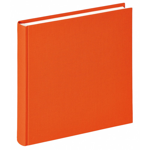 ALBUM PHOTO TRADITIONNEL AVANA ROUGE ORANGE 200 PHOTOS 10X15