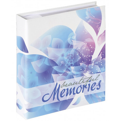 ALBUM PHOTO BEAUTIFUL MEMORIES 200 POCHETTES 11,5X15