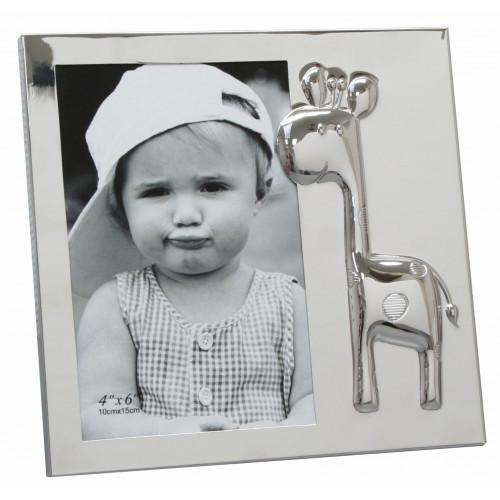 CADRE PHOTO ENFANT 10X15 GIRAFE