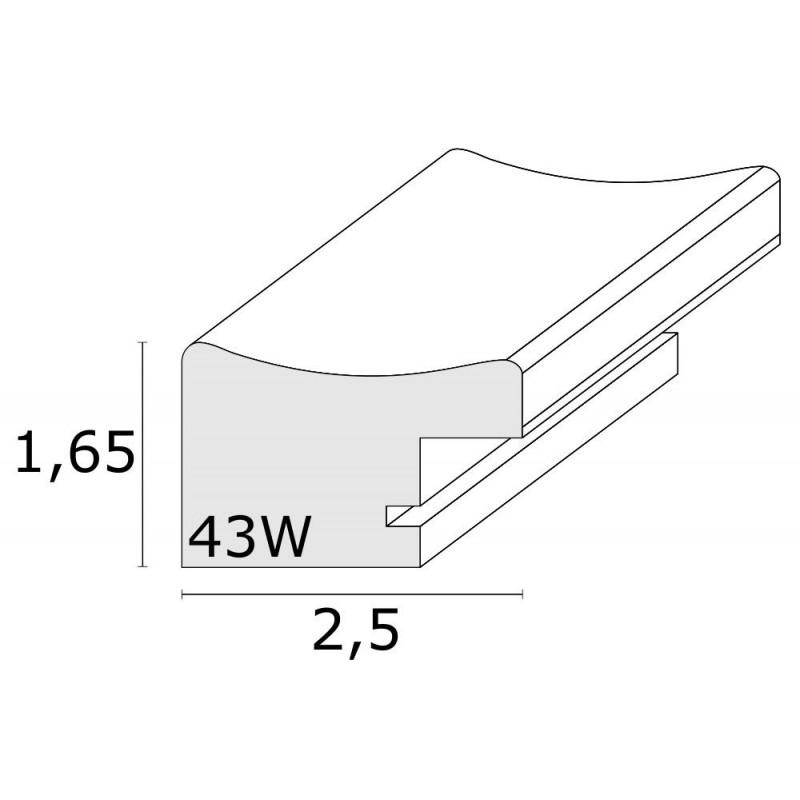 CADRE-PHOTO-DEKNUDT-S43WF3-BEIGE-EFFETS-RAYURES