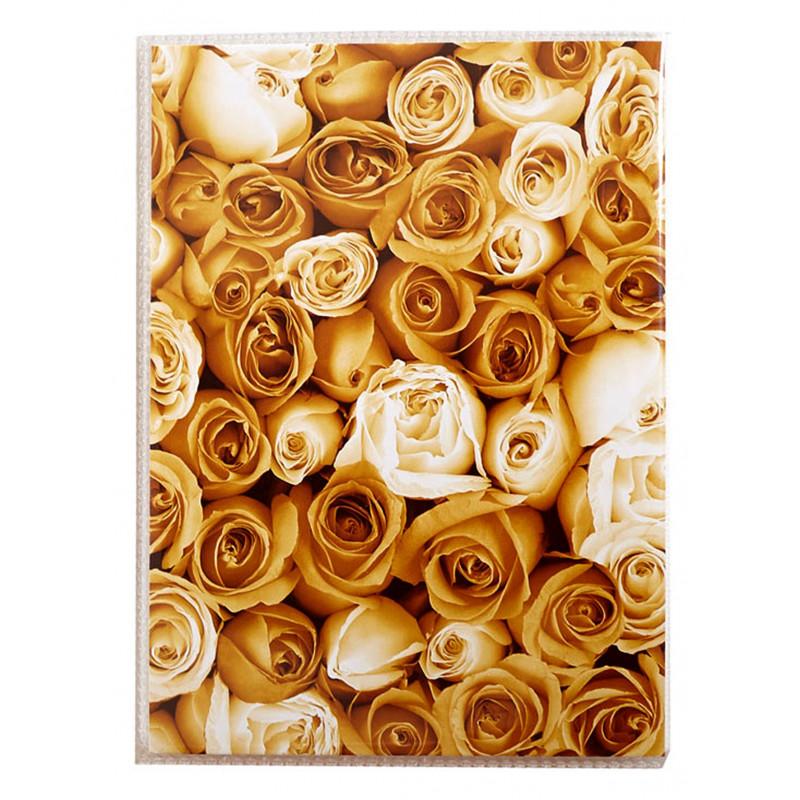 MINI ALBUM PHOTO ROSES 36 POCHETTES 10X15
