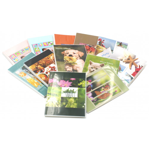 LOT DE 24 MINI ALBUM PHOTO P2 POUR 36 PHOTOS 10X15