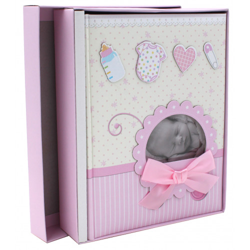 COFFRET PHOTO ALBUM A POCHETTES TUTTI 200 PHOTOS 10X15