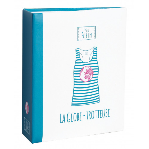 MINI ALBUM PHOTO LA PETITE LOUISE 100 POCHETTES 11,5X15
