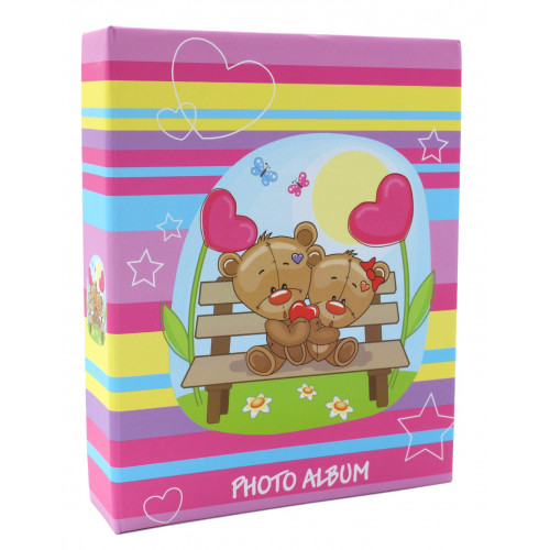 BISOUS N'OURS 200 POCHETTES 10X15