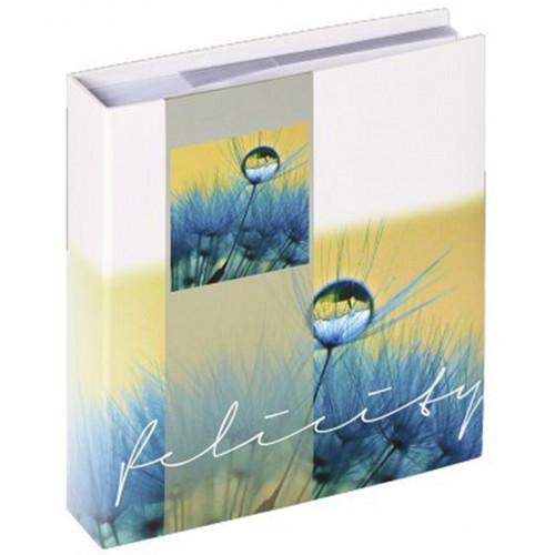 Album photos à pochettes 11,5x15,5 Felicity pour 200 photos