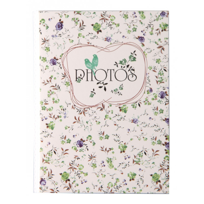 LOT DE 12 MINI ALBUM PHOTO CHAMP DE FLEURS POUR 36 PHOTOS 10X15