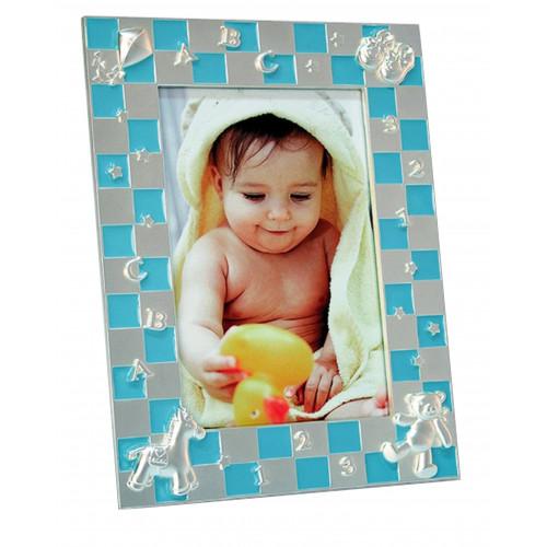Cadre photo enfant Alphabet 10x15