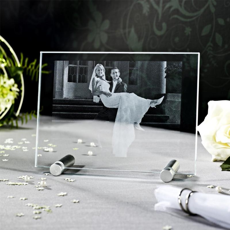 Grand Verre Plat 2D en verre Viamant personnalisable