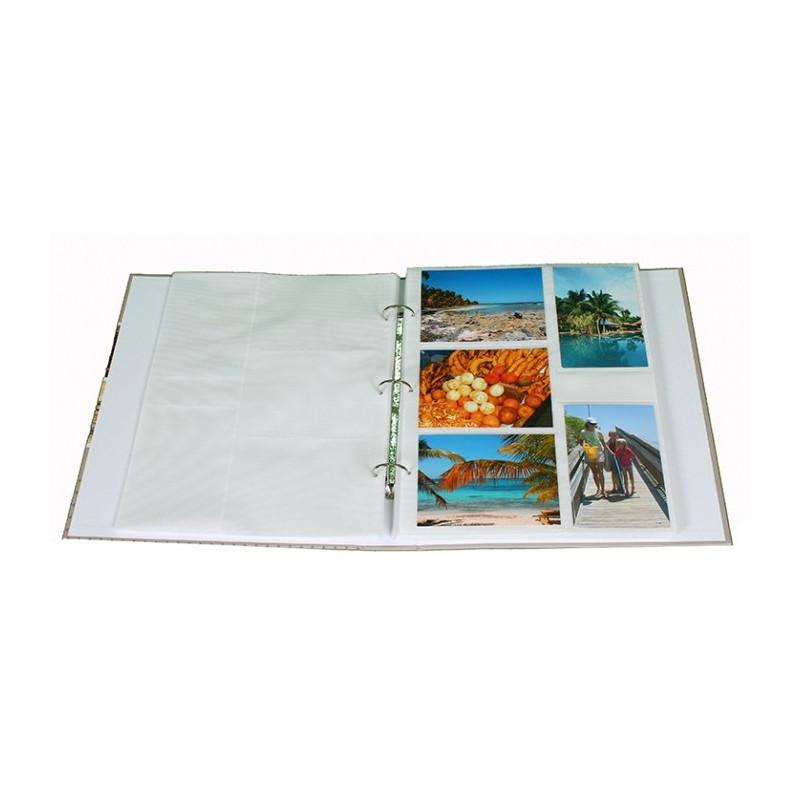 CLASSEUR-PHOTO-PANODIA-SUN-BLANC-400-POCHETTES-10X15