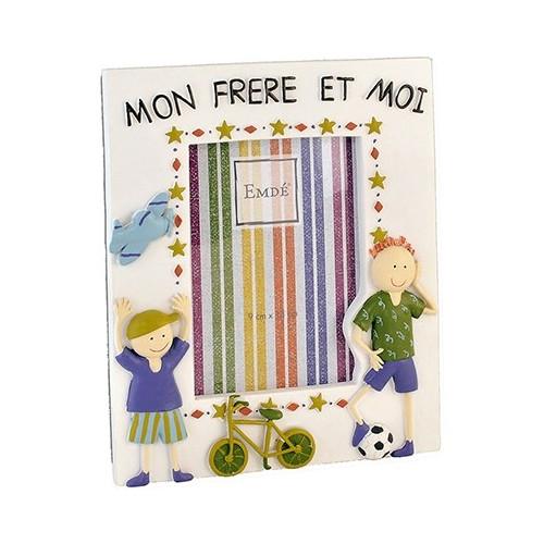 CADRE-PHOTO-ENFANT-9X13-MON-FRERE-ET-MOI-GARCON