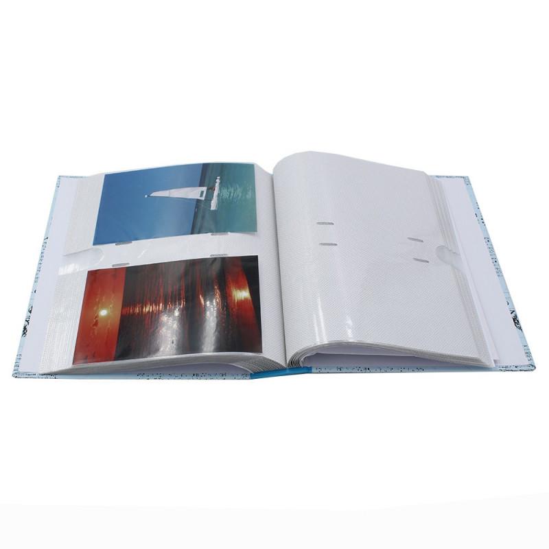LOT 2 ALBUMS PHOTO VINTAGE BLG 200 POCHETTES 10X15