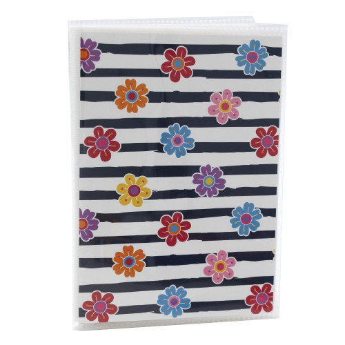 MINI ALBUM PHOTO SHINING FLOWERS 36 POCHETTES 10X15