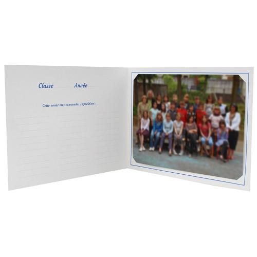 Cartonnage photo scolaire - Groupe 18x24 - Fun