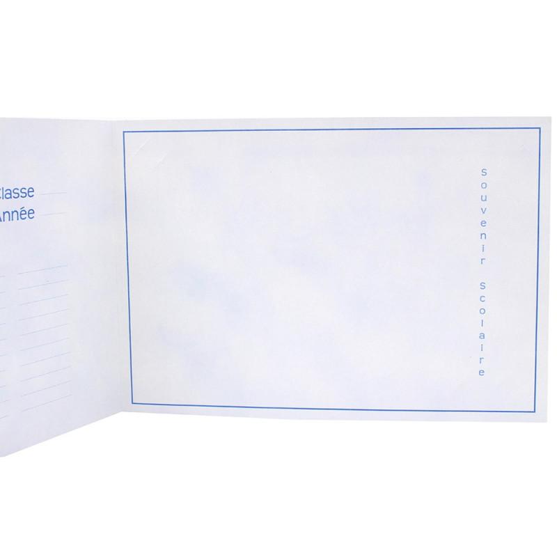 Cartonnage photo scolaire - Groupe 20x30 - Puzzle