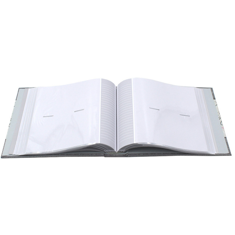 ALBUM PHOTO LEVELS BEIGE DE CHEZ HENZO 200 POCHETTES 10X15
