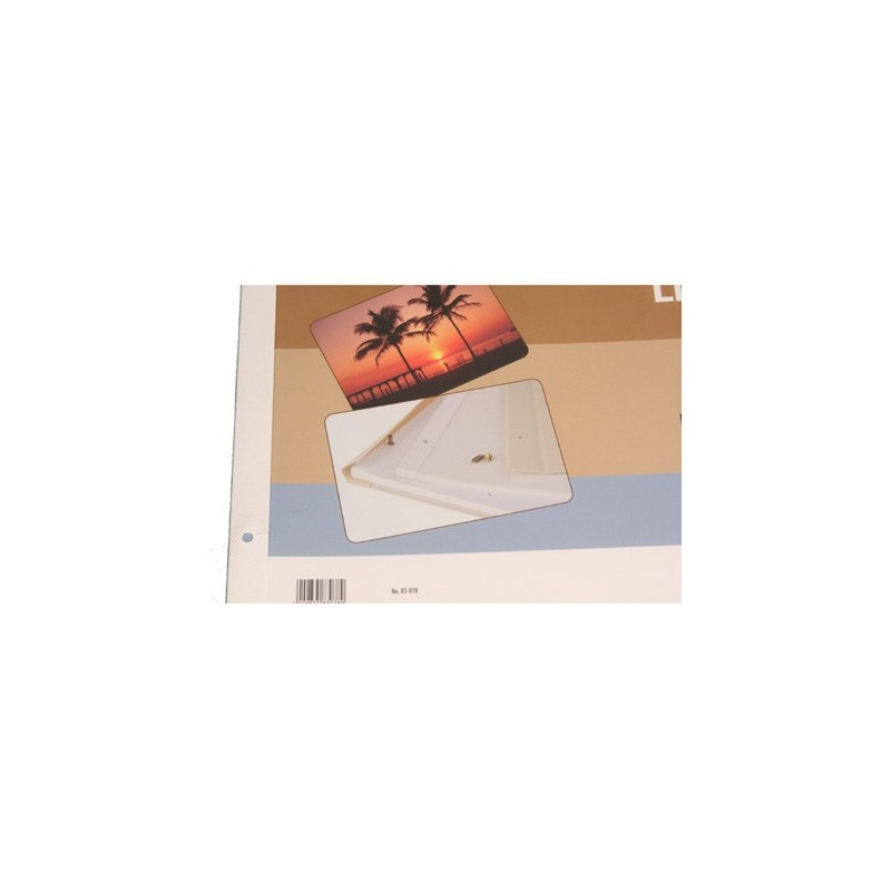 15-RECHARGES-BLANCHES-ALBUM-PHOTO-TRADITIONNEL-GOLDBUCH