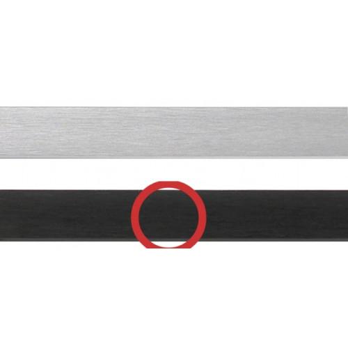 Cadre photo carré en aluminium Chair noir - Walther