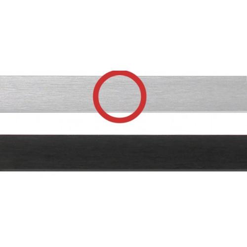 Cadre photo carré en aluminium Chair argent - Walther