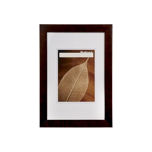 Cadre photo HOME 20x30 en bois - Gris foncé