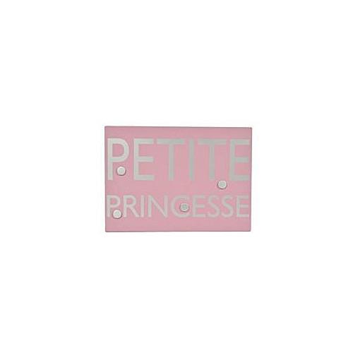 Mémo magnétique CPI 35.5x25 - Petite Princesse Rose