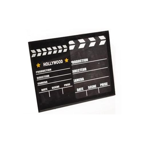 Cadre photo en verre Clip Cinéma