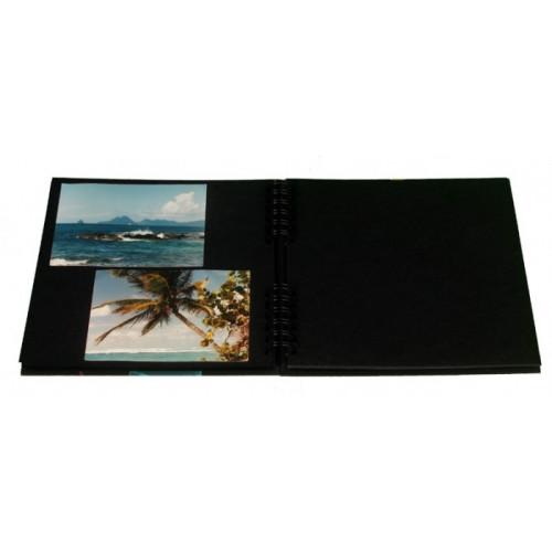 ALBUM-PHOTO-TRADITIONNEL-SPIRALES-PANODIA-ARTISTE-REMY-TORNIOR