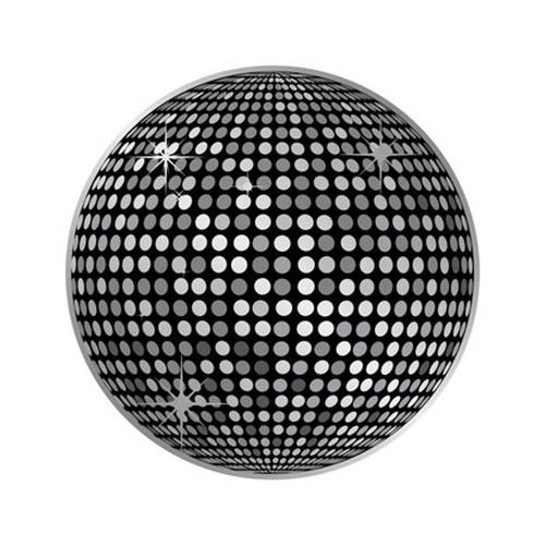 Miroir Adhésif Artis Deco - Boule à facettes