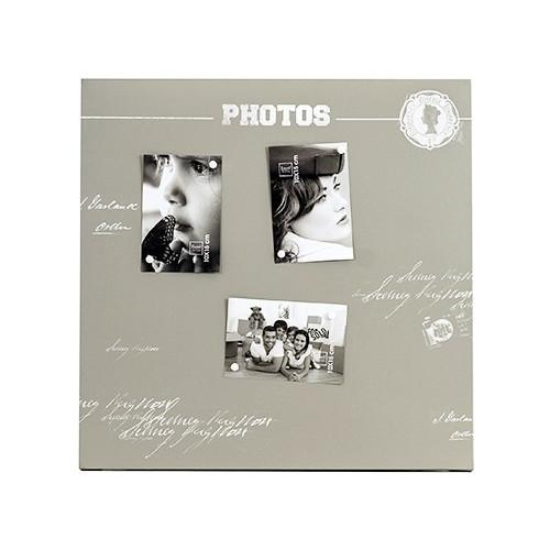 Toile Pêle-mêle photo magnétique - 50x50 - PHOTOS
