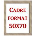 Cadre 50x70 cm