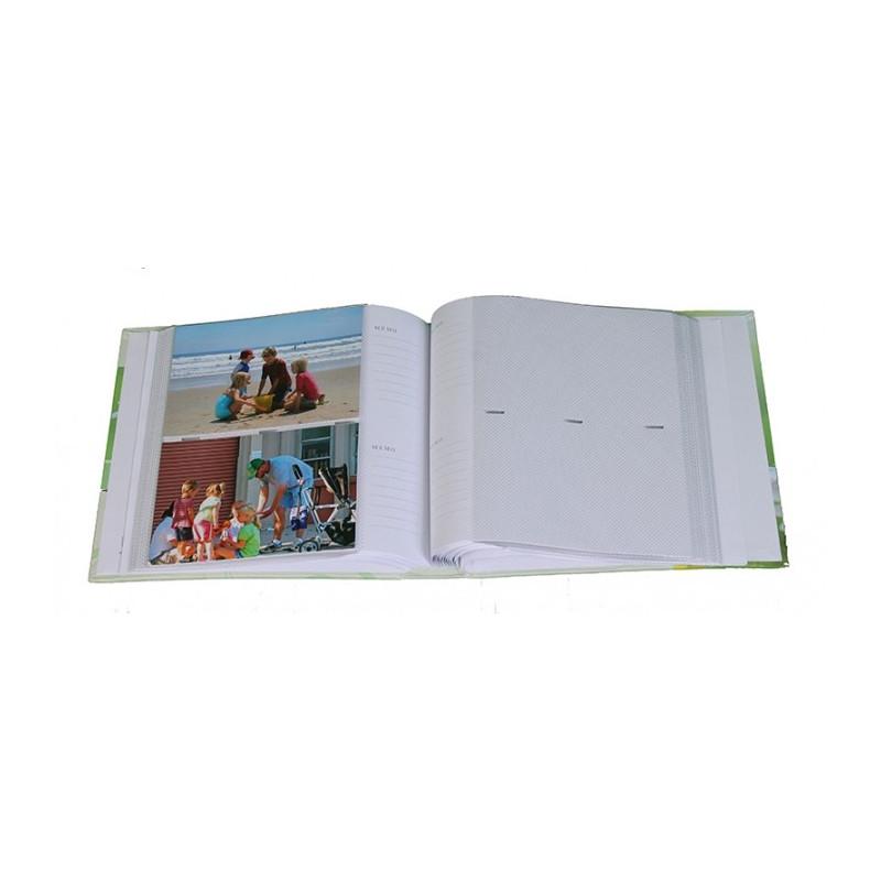 ALBUM PHOTO BLOSSOMS 200 POCHETTES 10X15 OUVERT