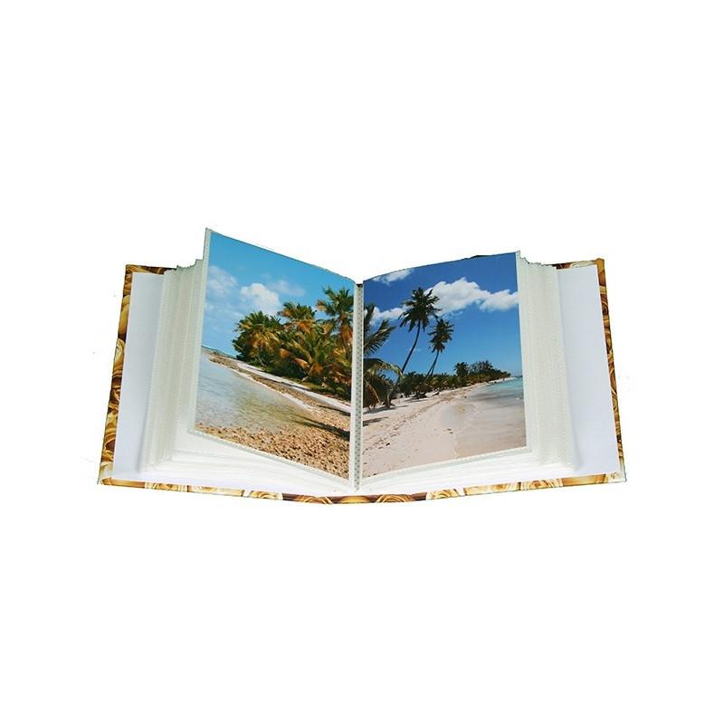 LOT-4-ALBUMS-PHOTO-ROSES-100-POCHETTES-10X15