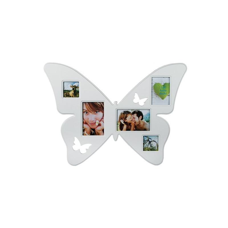 CADRE-PHOTO-MULTIVUES-BUTTERFLY