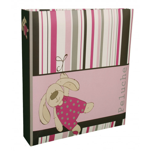 ALBUM-PHOTO-PELUCHE-200-POCHETTES-11,5X15