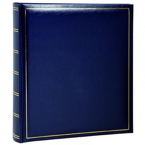 Album photo traditionnel Walther Prem's Bleu