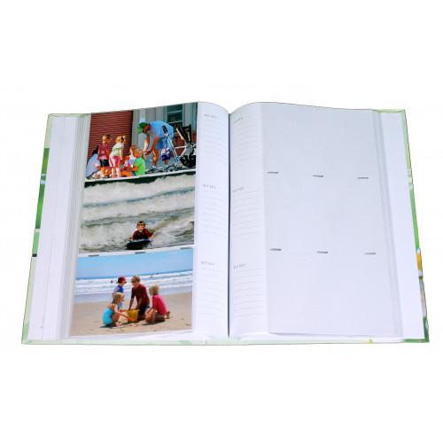 ALBUM PHOTO BLOSSOMS 300 POCHETTES 10X15 OUVERT