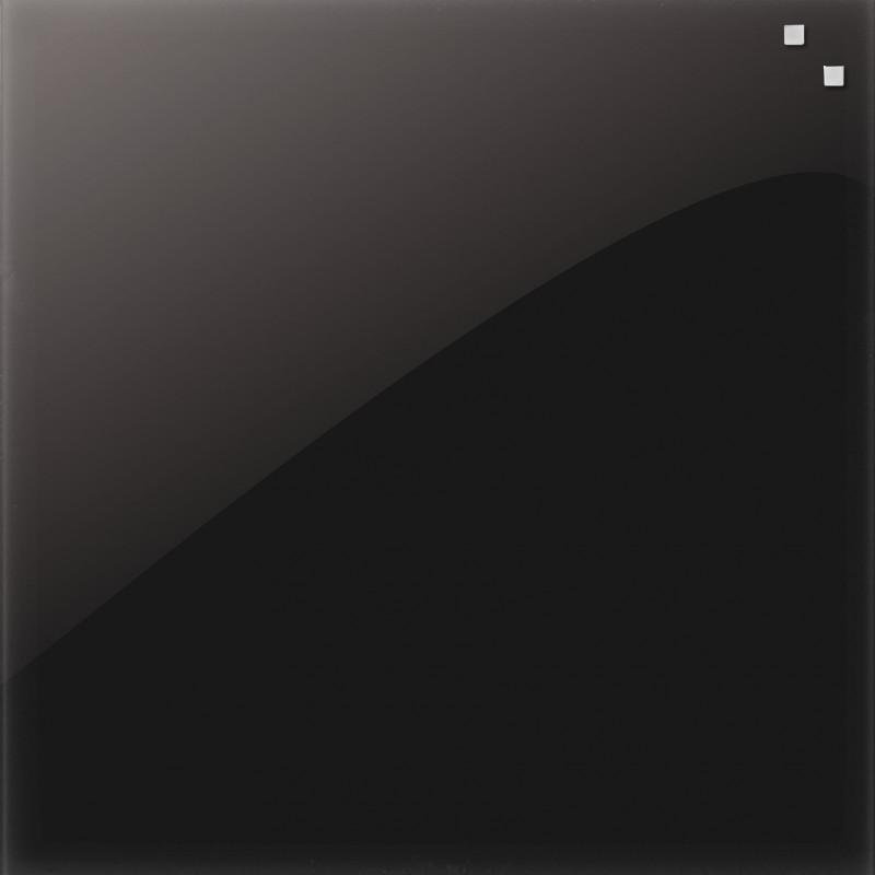 PELE-MELE-MAGNETIQUE-NAGA-45X45-EN-VERRE-NOIRE