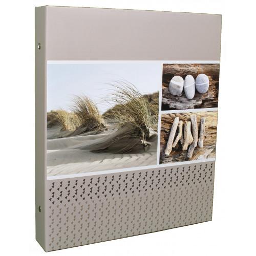 Classeur photo à pochettes Panodia Evasion pour 400 photos 11,5x15