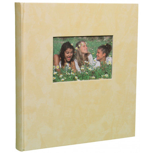 ALBUM-TRADITIONNEL-TRENDLINE-220-PHOTOS-10X15-JAUNE
