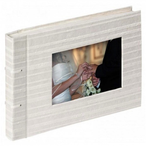 MINI ALBUM PHOTO MARIAGE WEDDING STRIPES 40 PHOTOS 10X15 OU 13X18