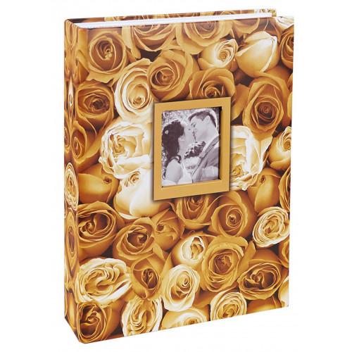 """Album photo à pochettes """"Roses"""" pour 200 photos 10x15"""
