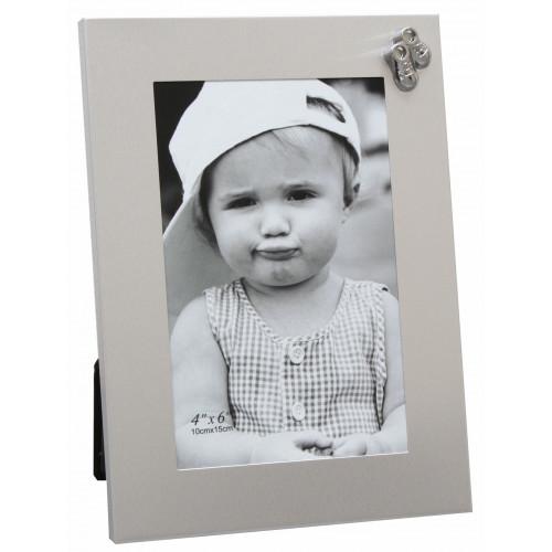 Cadre photo enfant Chaussons 10x15
